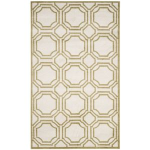 Contemporary Accent Rug, AMT411