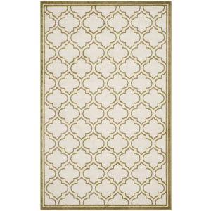 Geometric Accent Rug, AMT412