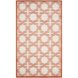 Contemporary Accent Rug, AMT413