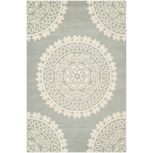 Contemporary Area Rug, BEL122