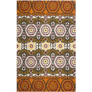 Cotton Area Rug, CDR127