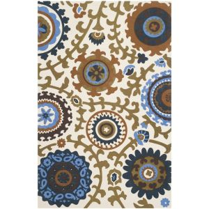 Cotton Area Rug, CDR144