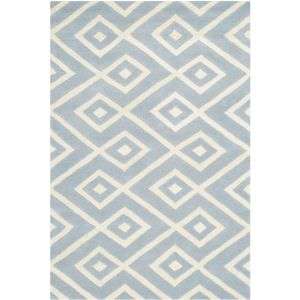 Contemporary Accent Rug, CHT742