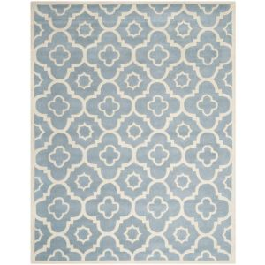 Contemporary Accent Rug, CHT750