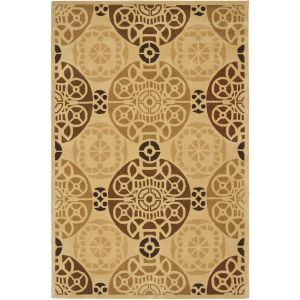 Pattern Area Rug, CPR353