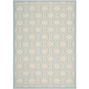 Contemporary Accent Rug, CY6114