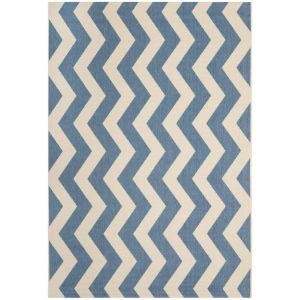 Contemporary Accent Rug, CY6245