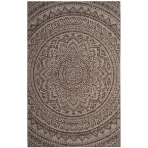 Contemporary Accent Rug, CY8734