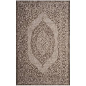 Contemporary Accent Rug, CY8751
