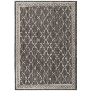Contemporary Accent Rug, CY8871