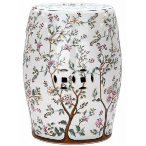 Ceramic Garden Stool,  EAC4513