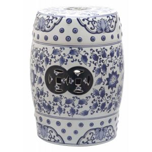 Ceramic Garden Stool,  EAC4548