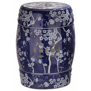 Ceramic Garden Stool,  EAC4556