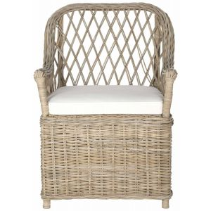 Rattan Arm Chair,  EAF1604