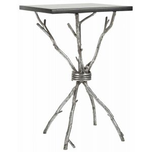 Iron Accent Table,  EAF2501