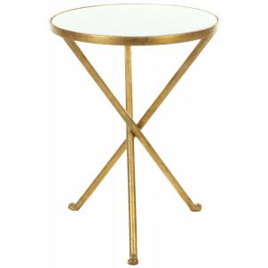 Iron Accent Table,  EAF2504