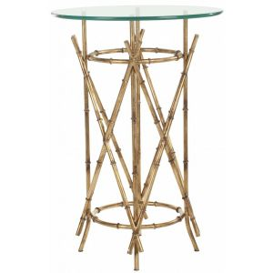 Iron Accent Table,  EAF2509
