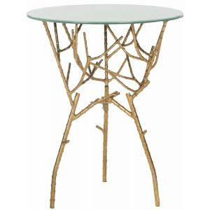 Iron Accent Table,  EAF2520