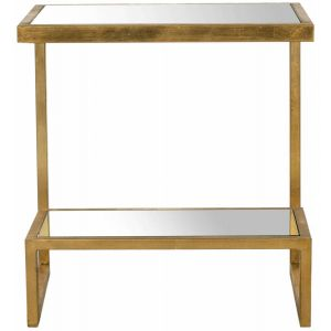 Iron Accent Table,  EAF2522