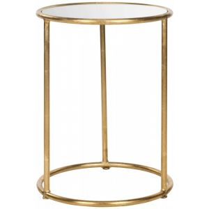 Iron Accent Table,  EAF2523