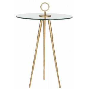 Iron Accent Table,  EAF2524