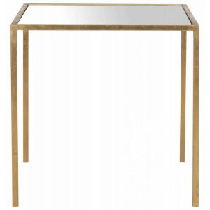 Iron Accent Table,  EAF2525