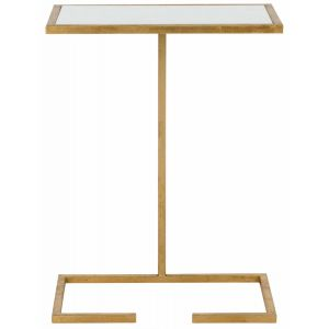 Iron Accent Table,  EAF2528