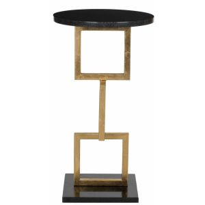 Iron Accent Table,  EAF2531