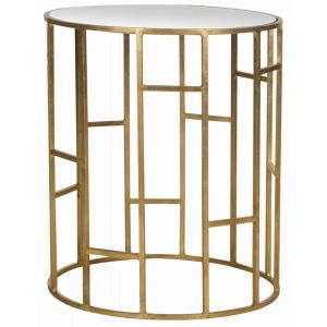 Iron Accent Table,  EAF2533