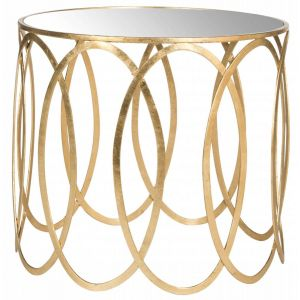 Iron Accent Table,  EAF2564