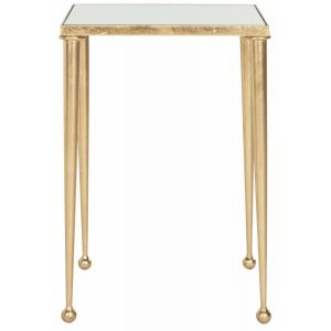 Iron End Table,  EAF2579