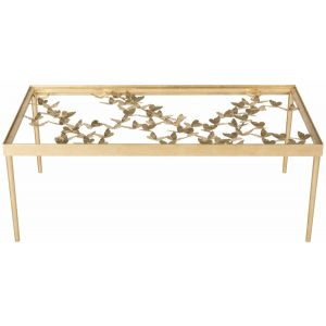 Iron Butterfly Coffee Table,  EAF2589