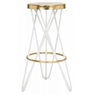 Iron Gold Accent Bar Stool,  EAF3254