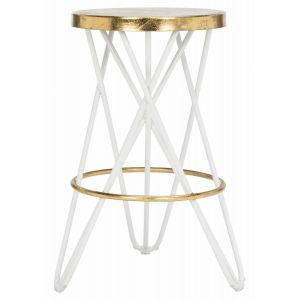 Iron Gold Accent Counter Stool,  EAF3255