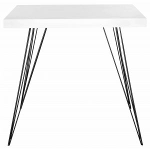 Wooden Lacquer Accent Table,  EAF4205