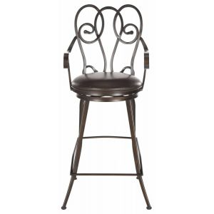 Iron Swivel Bar Stool,  EAF6201