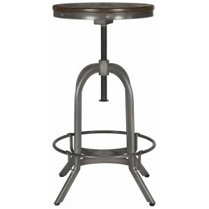 Rustic Swivel Stool,  EAF6226