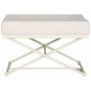 Upholstered Ottoman,  EAF6227