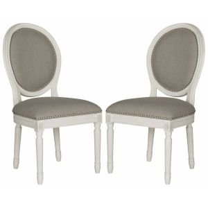 Upholstered Dining Chair ( Set of 2 ),  EAF6228