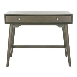 Wooden Modern Mid-Century Desk,  EAF6293