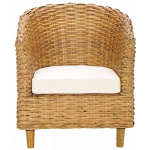 Rattan Barrel Chair,  EAF6501