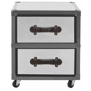 2-Drawer Rolling Chest,  EAF9509