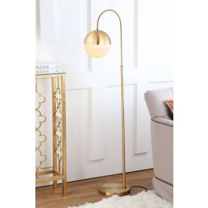 Metal Ginkgo Leaf Floor Lamp,  EUF4027 ( EU PLUG )