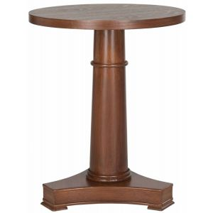 Wooden Round End Table,  EUH1522