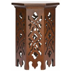 Wooden End Table,  EUH4601