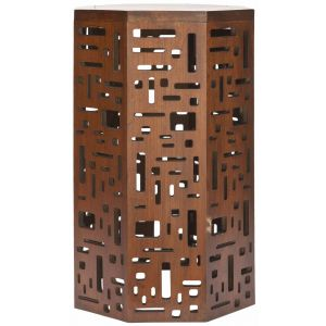 Wooden End Table,  EUH4603