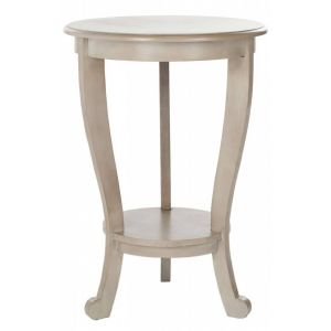 Wooden Round End Table,  EUH5711