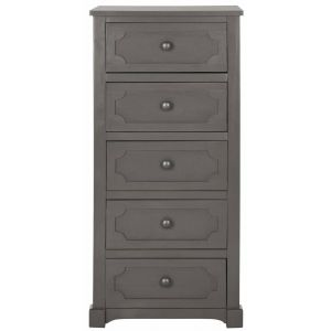 Wooden 5-Drawer Chest,  EUH5725