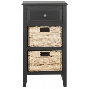 Wicker Storage Side Table,  EUH5743