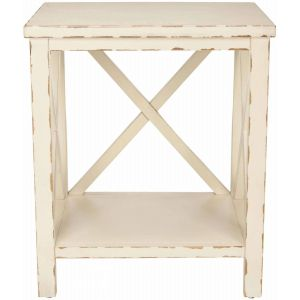 Wooden End Table,  EUH6535